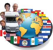 Logo Tour du monde en famille