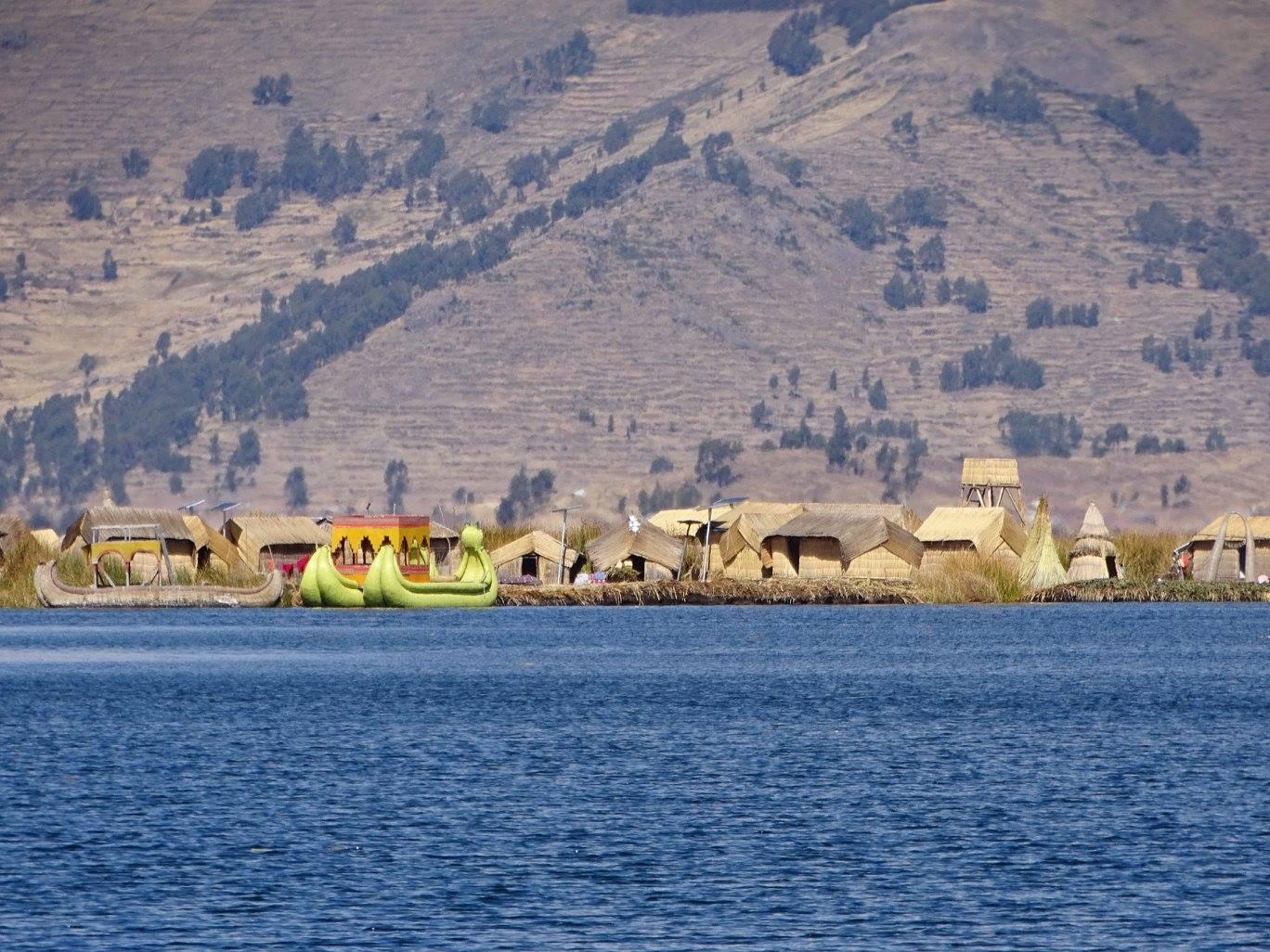 Lac Titicaca - Les îles Uros