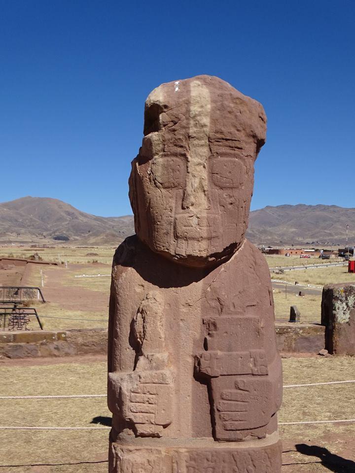 Tiahuanaco (ou Tiwanaku)