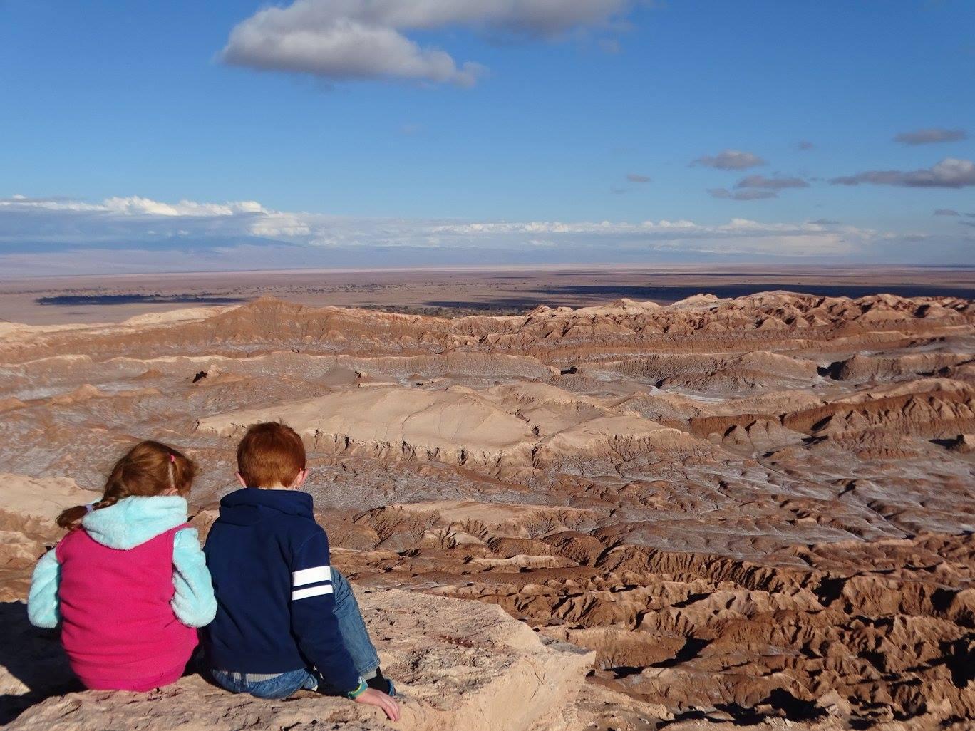 San Pedro de Atacama - Valle de la Lune