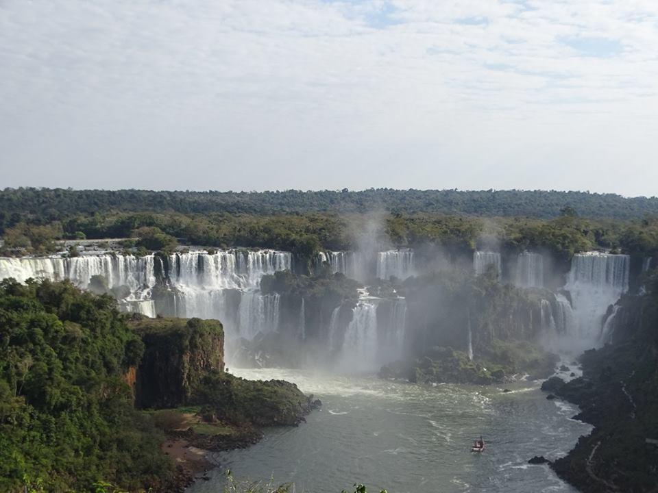 Chutes d'Iguazú (Brésil)
