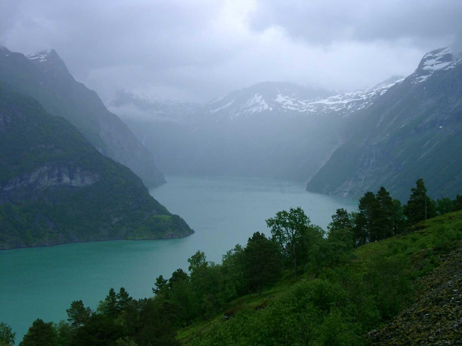 Sognefjord - Sogn og Fjordane