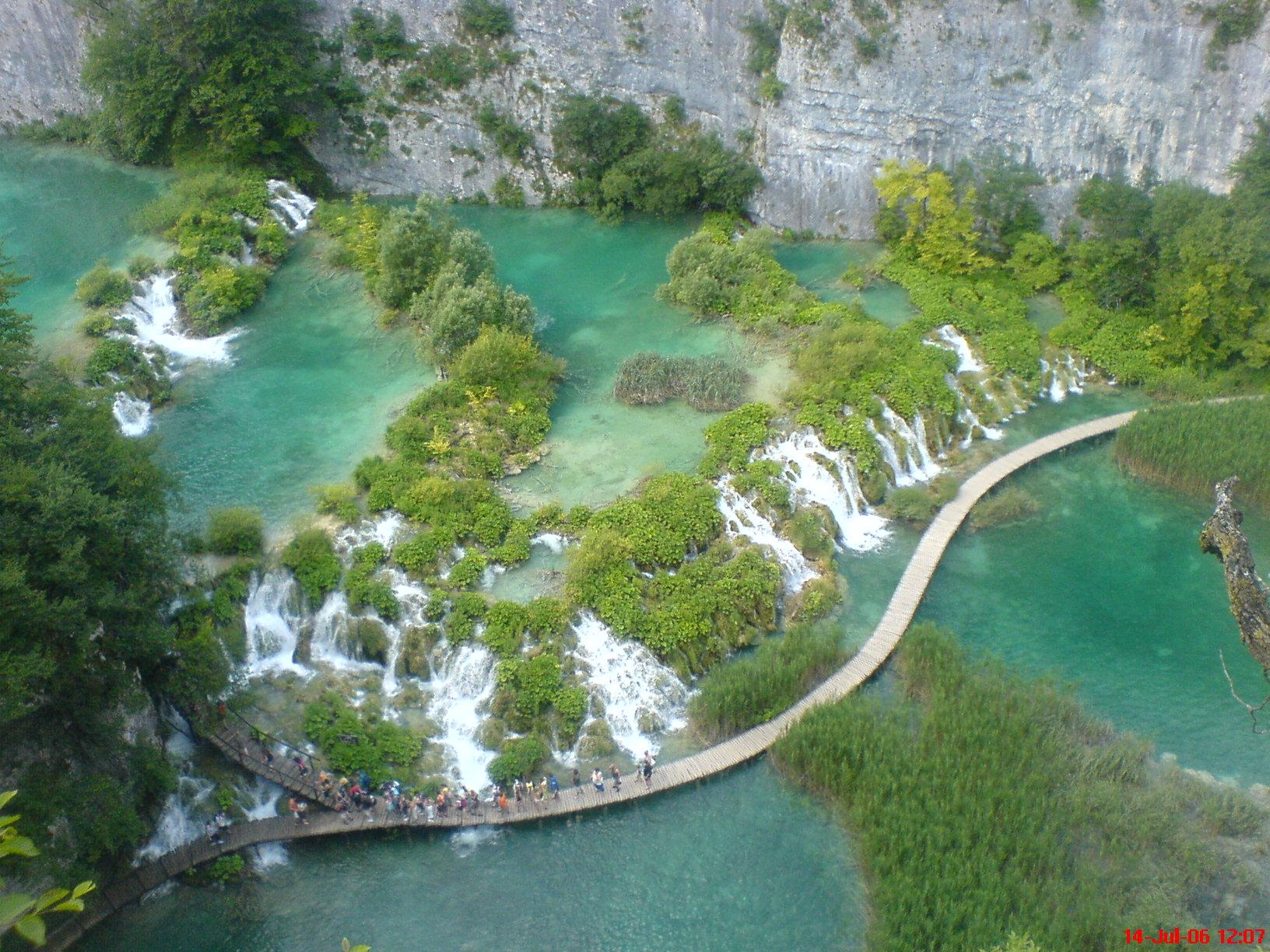 Parc national des lacs de Plitvice - Plitvička jezera