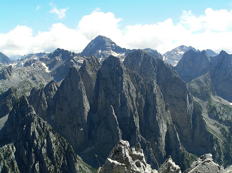 Prokletije - Les monts maudits