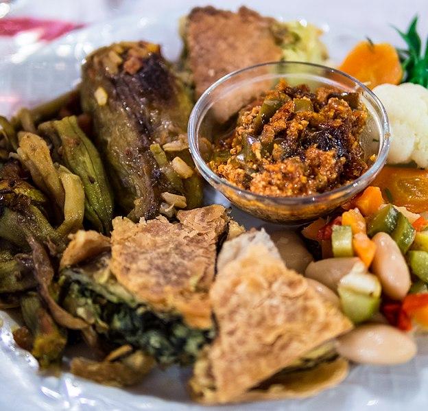 Spécialités culinaires d'albanie