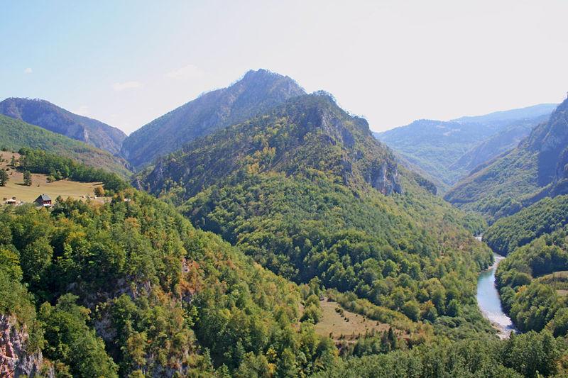 Durmitor Nacionalni Park