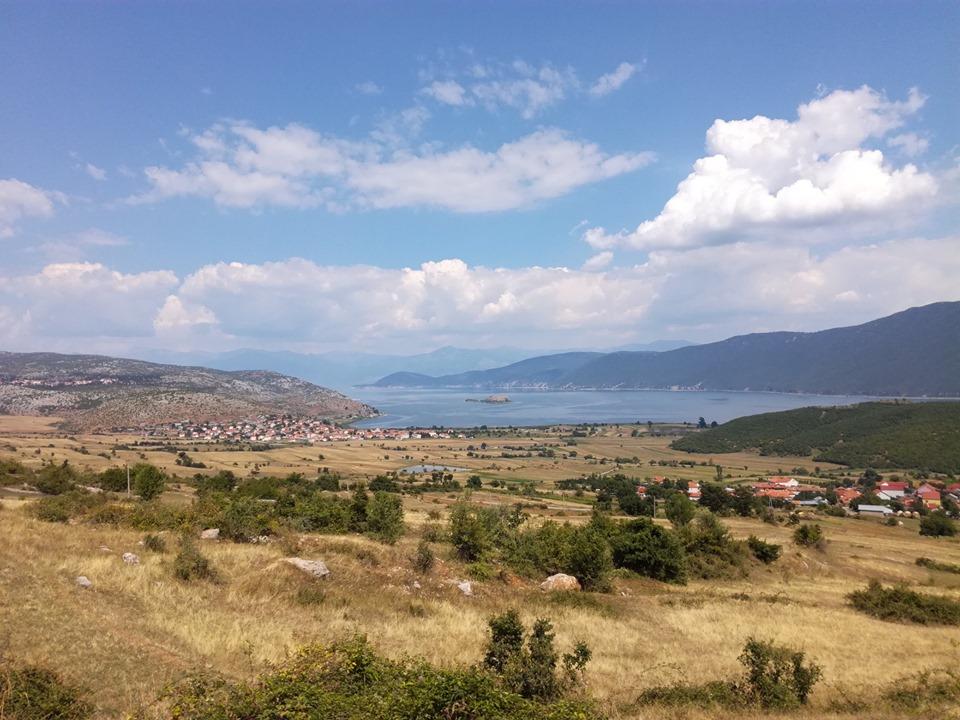 Parc national du lac Prespa