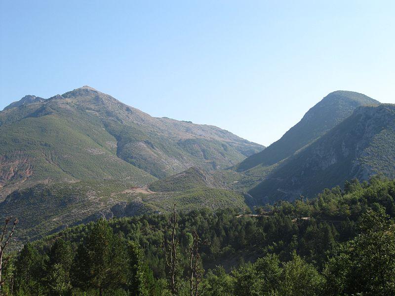 Parc national Shebenik-Jabllanice