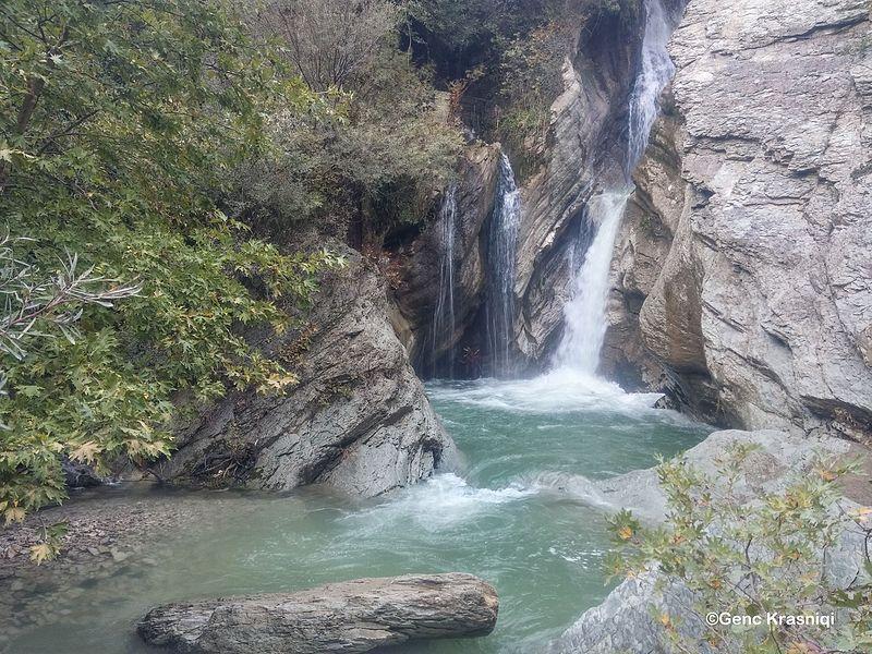Les cascades de Bogovë (Bogova)