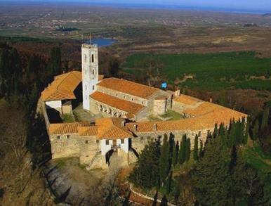 Monastère orthodoxe d'Ardenica