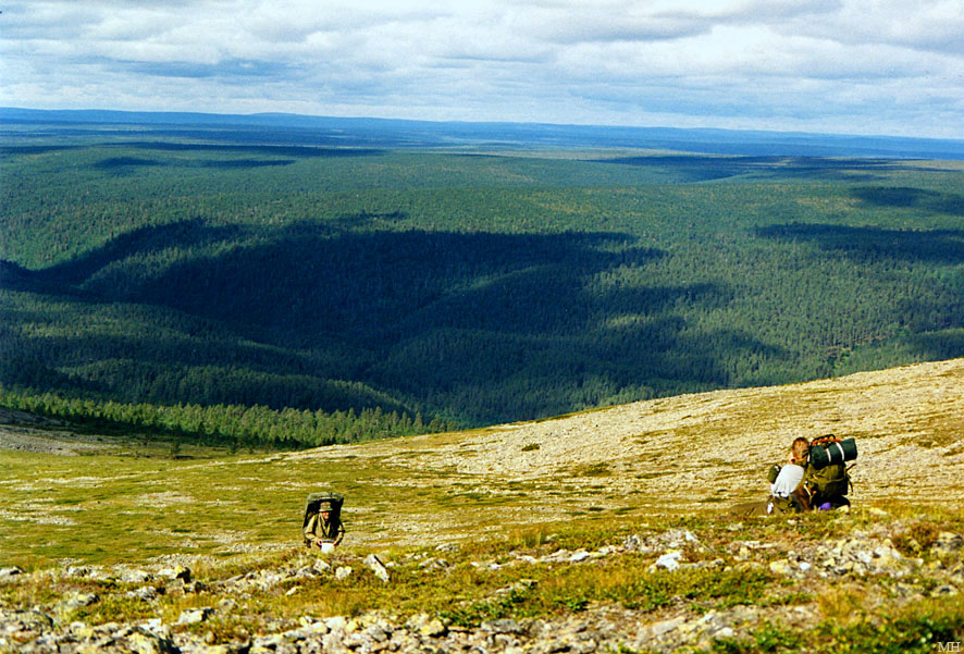 Lemmenjoki National Parc
