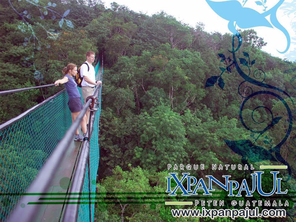 Parc Naturel Ixpanpajul
