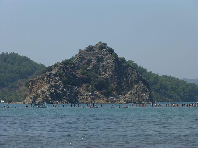 Presqu'île de Bozburun