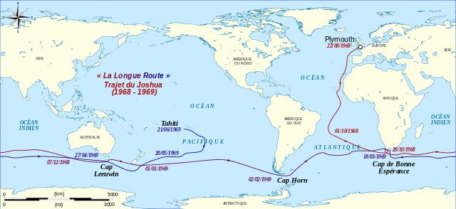 La Longue Route : un homme, Bernard Moitessier, et une philosophie qui se partage