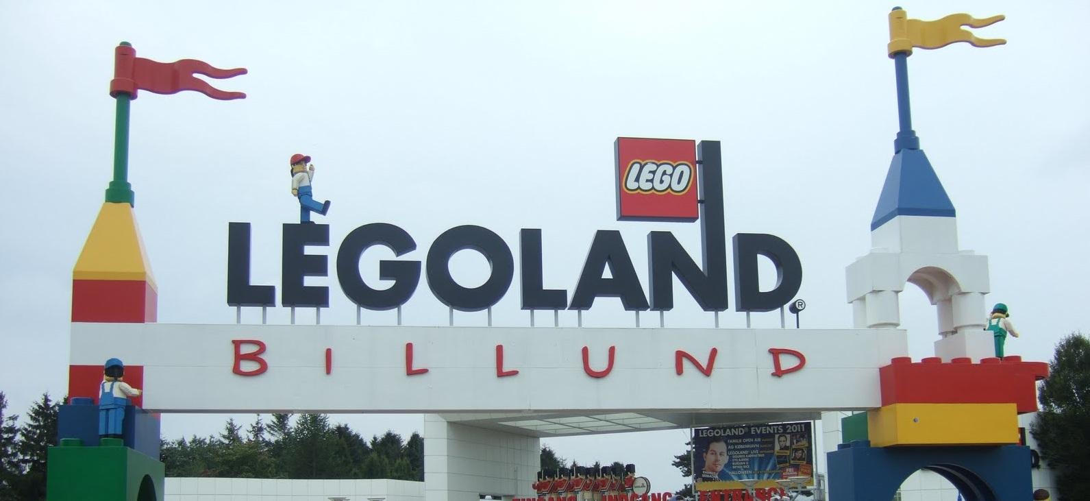 Billund - Le parc Legoland