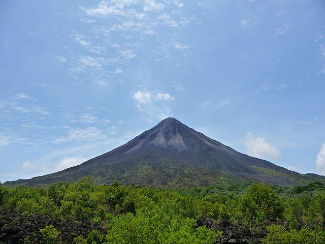 Arenal - Parc national