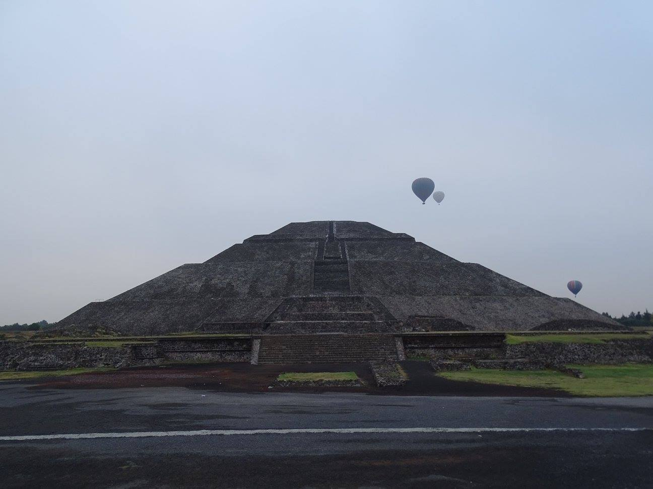 Mexique - Centre du pays (du 18/11/15 au 01/01/16)