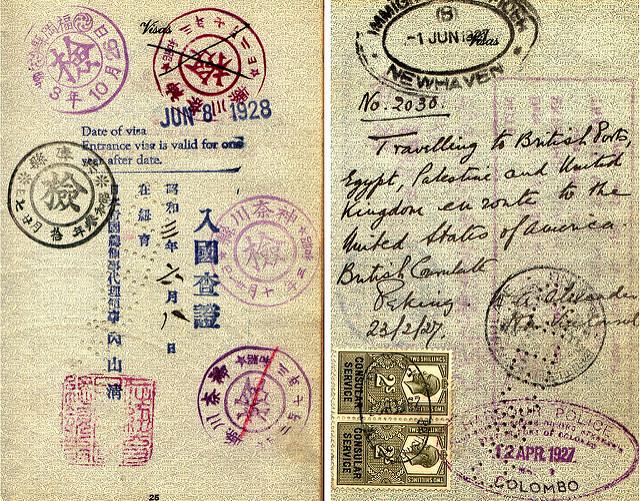 Formalités d'entrée et de séjour par pays (Visa, Passeport...)
