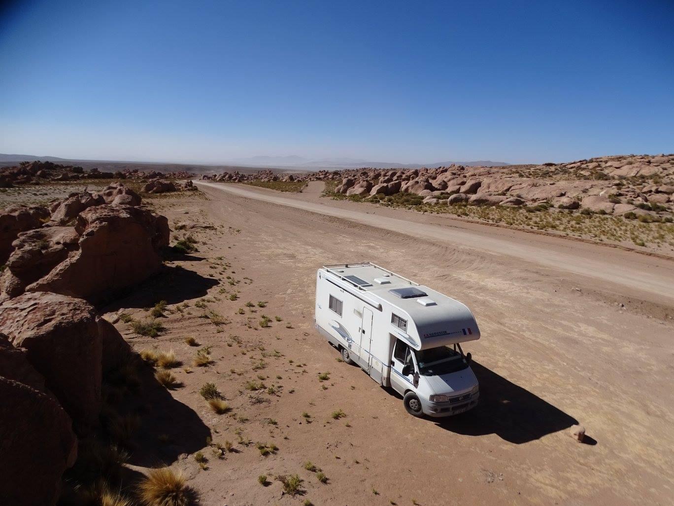2ème camping-car : Adria 670 SK