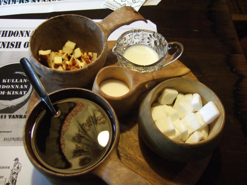 Spécialités culinaires en Scandinavie
