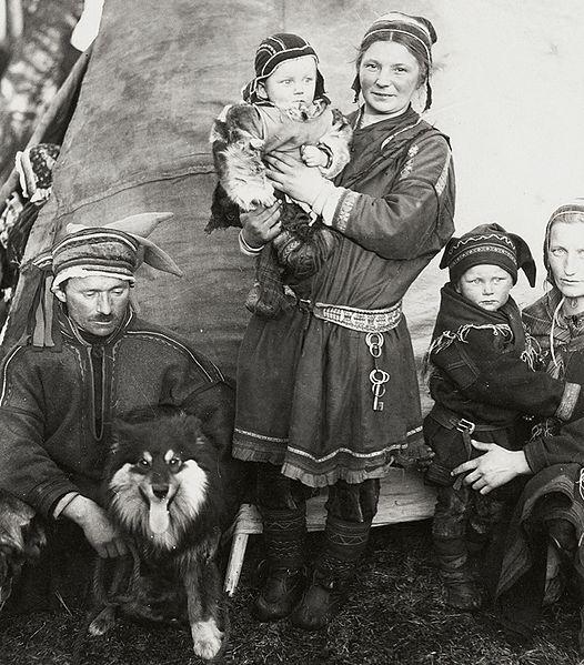 Les Sames, le peuple Saami