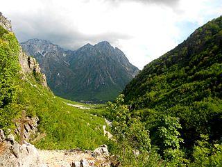 Parc national de Theth (Thethi)