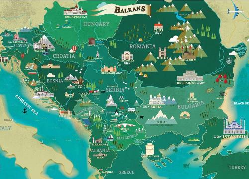 Petit tour vers l'Albanie
