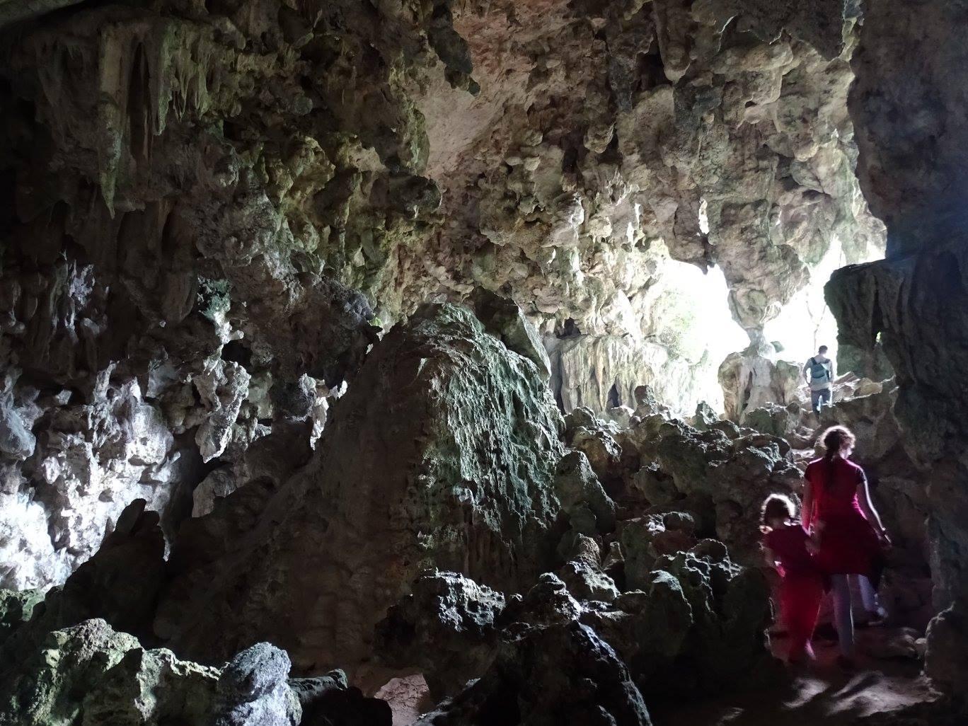Candelaria Caves