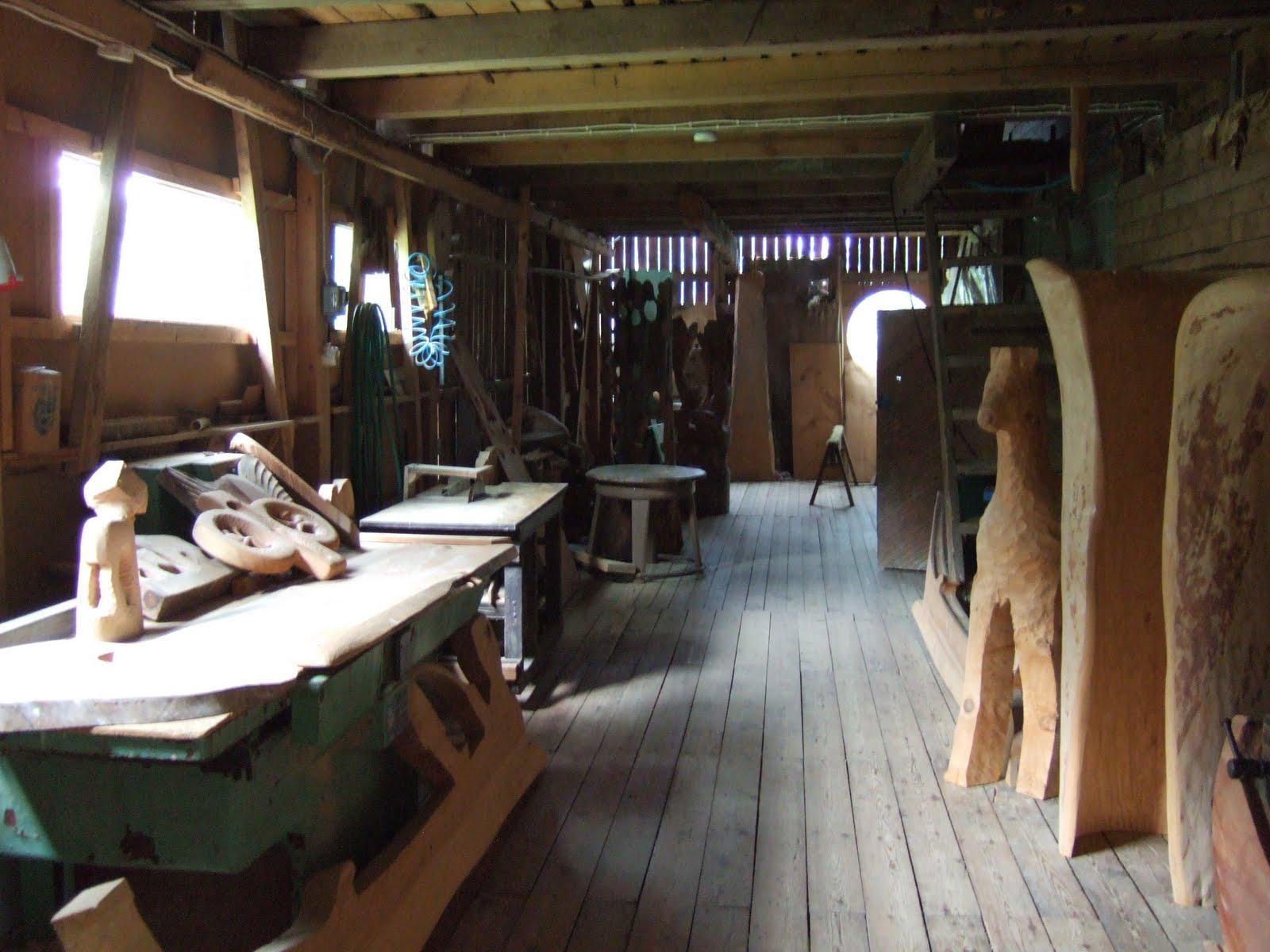 Paateri - Maison atelier de Eva Ryynänen