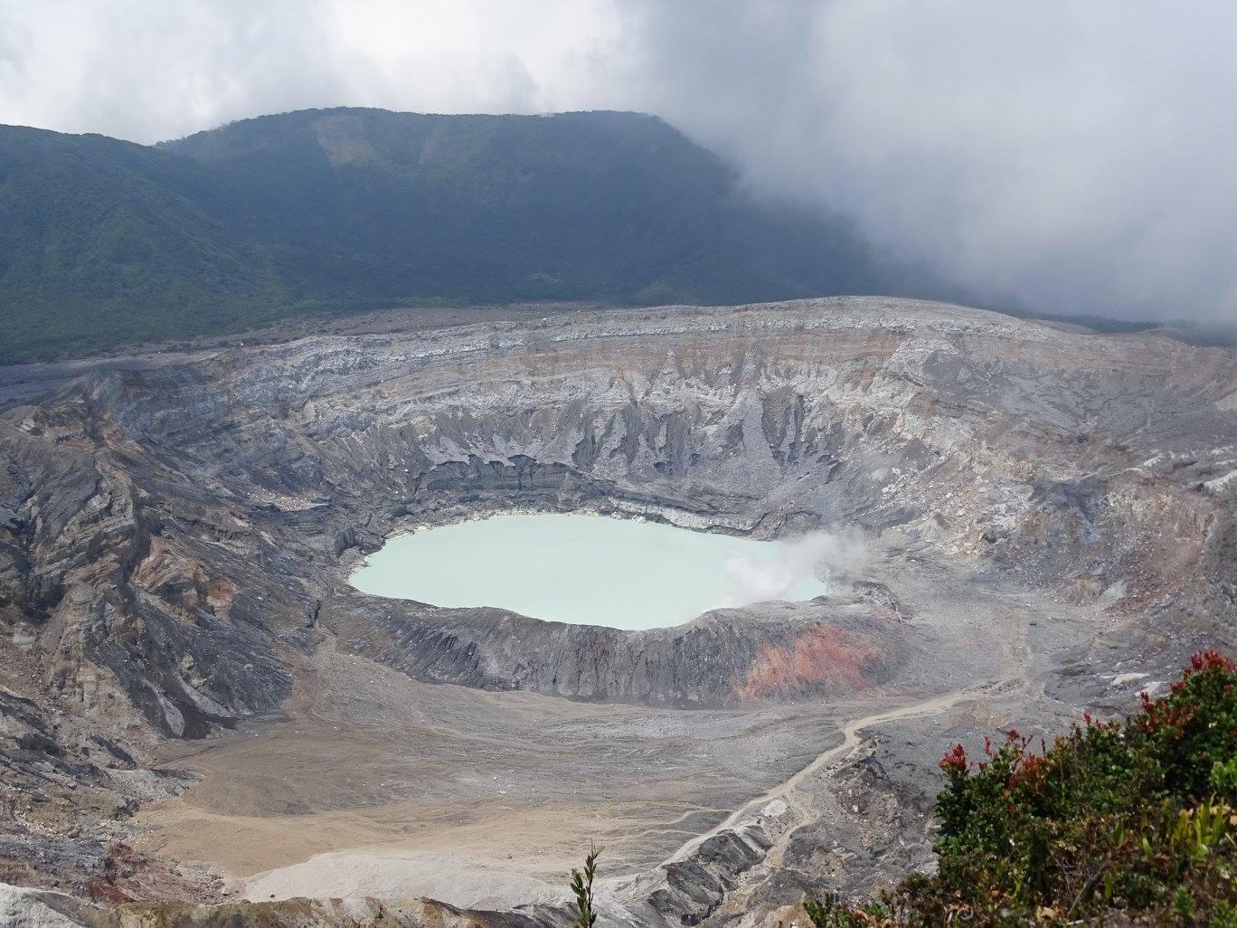 Volcans du Costa rica