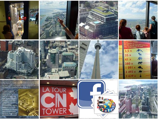 Canada - Toronto - Tour CN