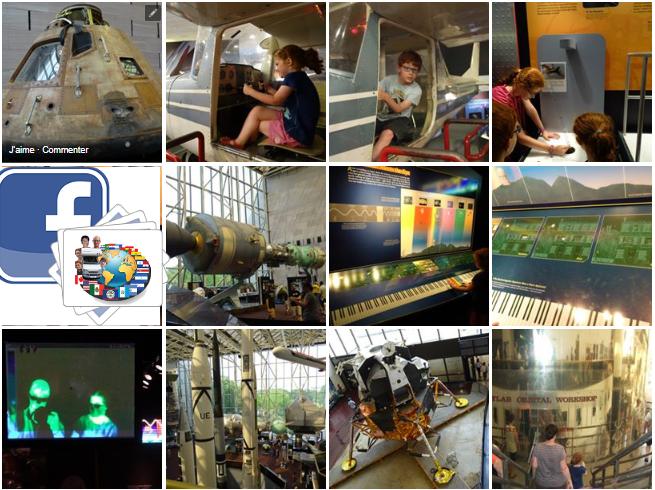 USA - Washington - Musée de l'air et de l'espace