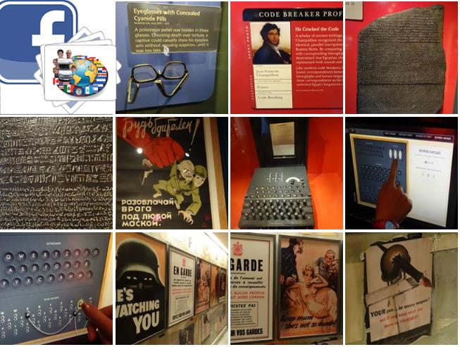 USA - Washington - Musée des espions